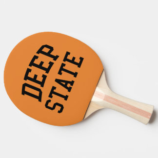 Deep State ping pong paddle