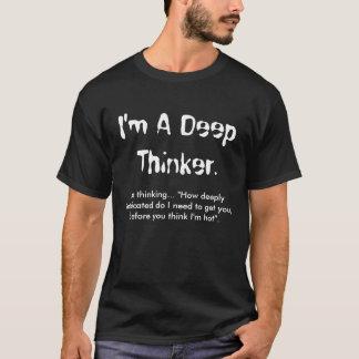 Deep Thinker - Dark T-Shirt