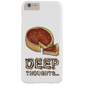 Deep Thoughts Deep Dish Pepperoni Pizza Case