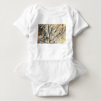 Deep Tree Baby Bodysuit