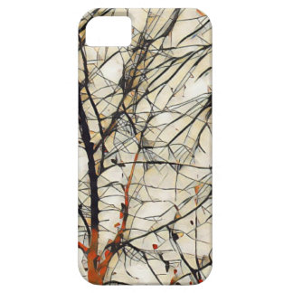 Deep Tree iPhone 5 Cover