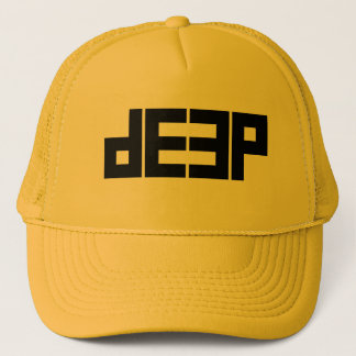 deep trucker hat