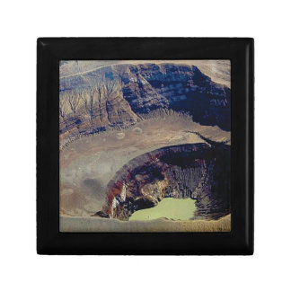 deep volcanic crater gift box