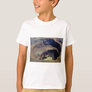 deep volcanic crater T-Shirt