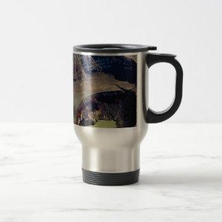 deep volcanic crater travel mug
