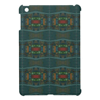 Deep Warm Masculine Pattern Case For The iPad Mini