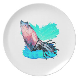 DEEP WATER EVENTS PLATE