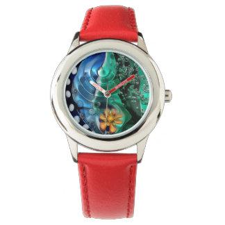 Deep water, macrophotography, sea, water, summer, wristwatches
