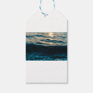 Deep Waves Gift Tags