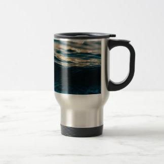 Deep Waves Travel Mug