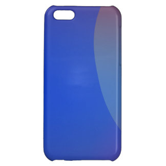 Deep Wine and Blue iPhone 5C Cover