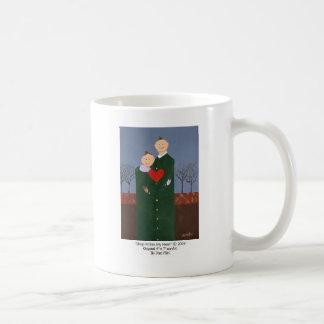 Deep Within My Heart Coffee Mug