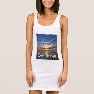 DeepDream Pictures D.1, Landscapes Sleeveless Dress