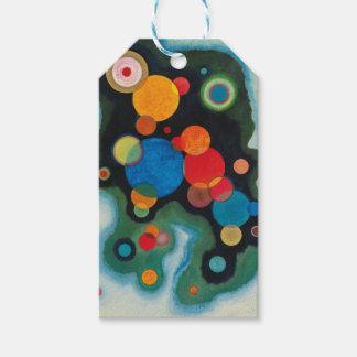 Deepened Impulse Abstract Oil on Canvas Kandinsky
