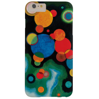 Deepened Impulse by Wassily Kandinsky Barely There iPhone 6 Plus Case