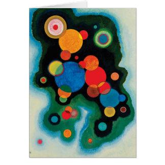 Deepened Impulse by Wassily Kandinsky Card