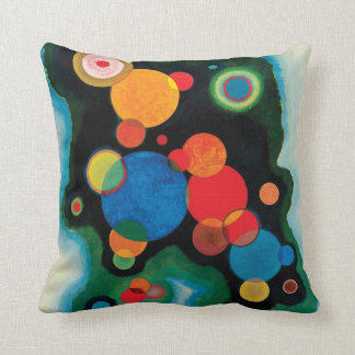 Deepened Impulse by Wassily Kandinsky Cushions