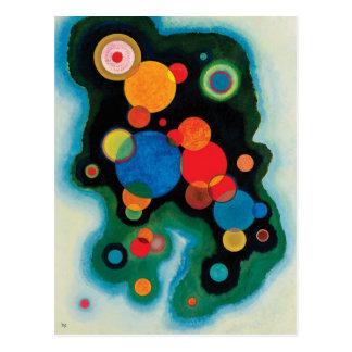 Deepened Impulse by Wassily Kandinsky Postcard