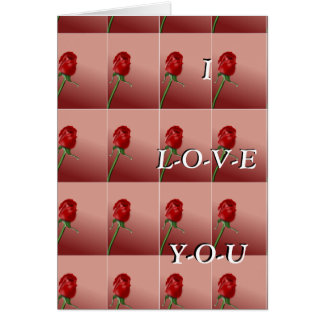 Deeper Than I Love You Card