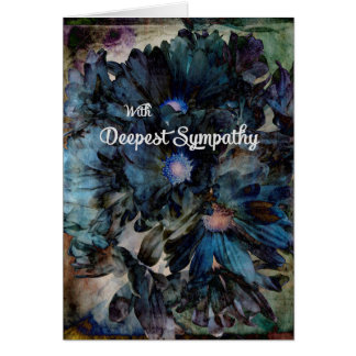 Deepest Sympathy Greeting Cards