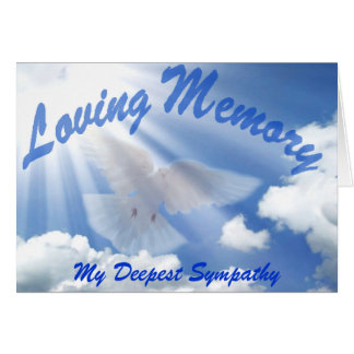 Deepest Sympathy_ Greeting Cards