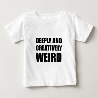 Deeply Creatively Weird Baby T-Shirt