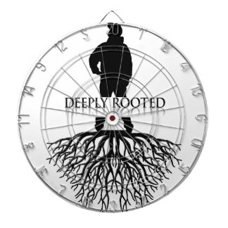 Deeply Rooted Dartboards