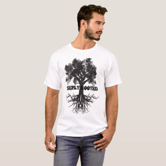 Deeply Rooted Tree T-Shirt