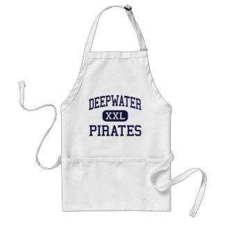 Deepwater - Pirates - Junior - Pasadena Texas Standard Apron