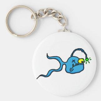 DeepWaterFish Key Ring