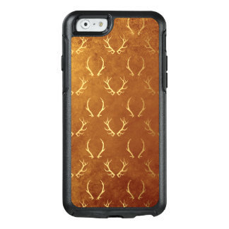 Deer Antlers Buck Brown Animals Nature Hunting OtterBox iPhone 6/6s Case