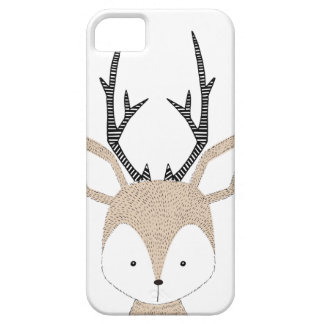 Deer Barely There iPhone 5 Case