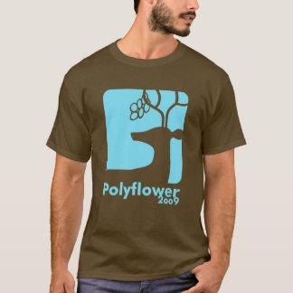 Deer Beer Blue - Polyflower 2009 T-Shirt