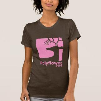 Deer Beer Pink - Polyflower 2009 T-Shirt