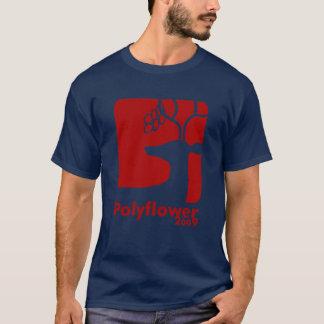 Deer Beer Red - Polyflower 2009 T-Shirt