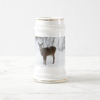 Deer Beer Stein
