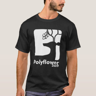 Deer Beer White - Polyflower 2009 T-Shirt
