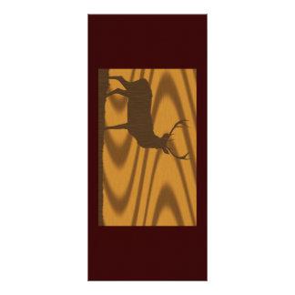 Deer Brooks Personalised Rack Card