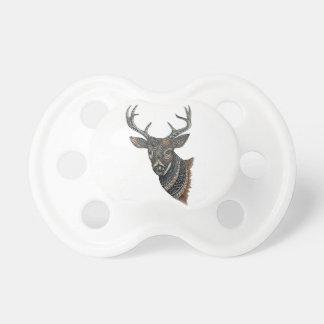 Deer Buck with Intricate Design Dummy