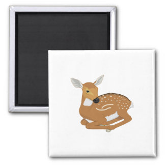 Deer cartoon fridge magnets