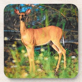 Deer Coasters