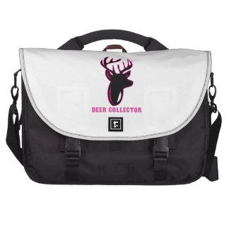 Deer Collector Laptop Bags