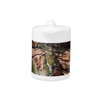 Deer Creek Narrows Waterfalls 2 - Grand Canyon