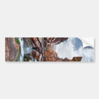 Deer Creek Narrows Waterfalls - Grand Canyon Bumper Sticker