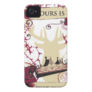 deer crown our is the fury Case-Mate iPhone 4 case