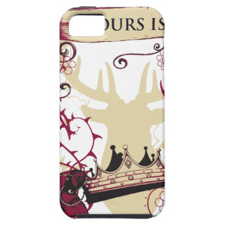 deer crown our is the fury iPhone 5 cases