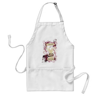 deer crown our is the fury standard apron