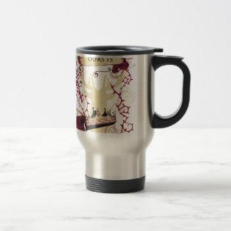 deer crown our is the fury travel mug