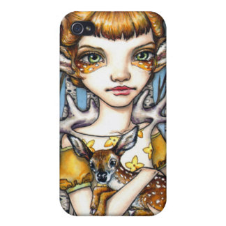 Deer Dorothy Covers For iPhone 4