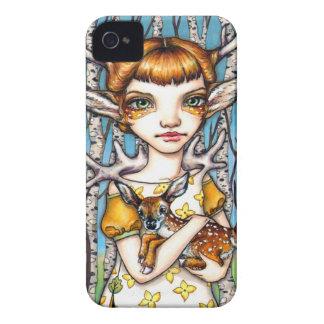 Deer Dorothy iPhone 4 Covers